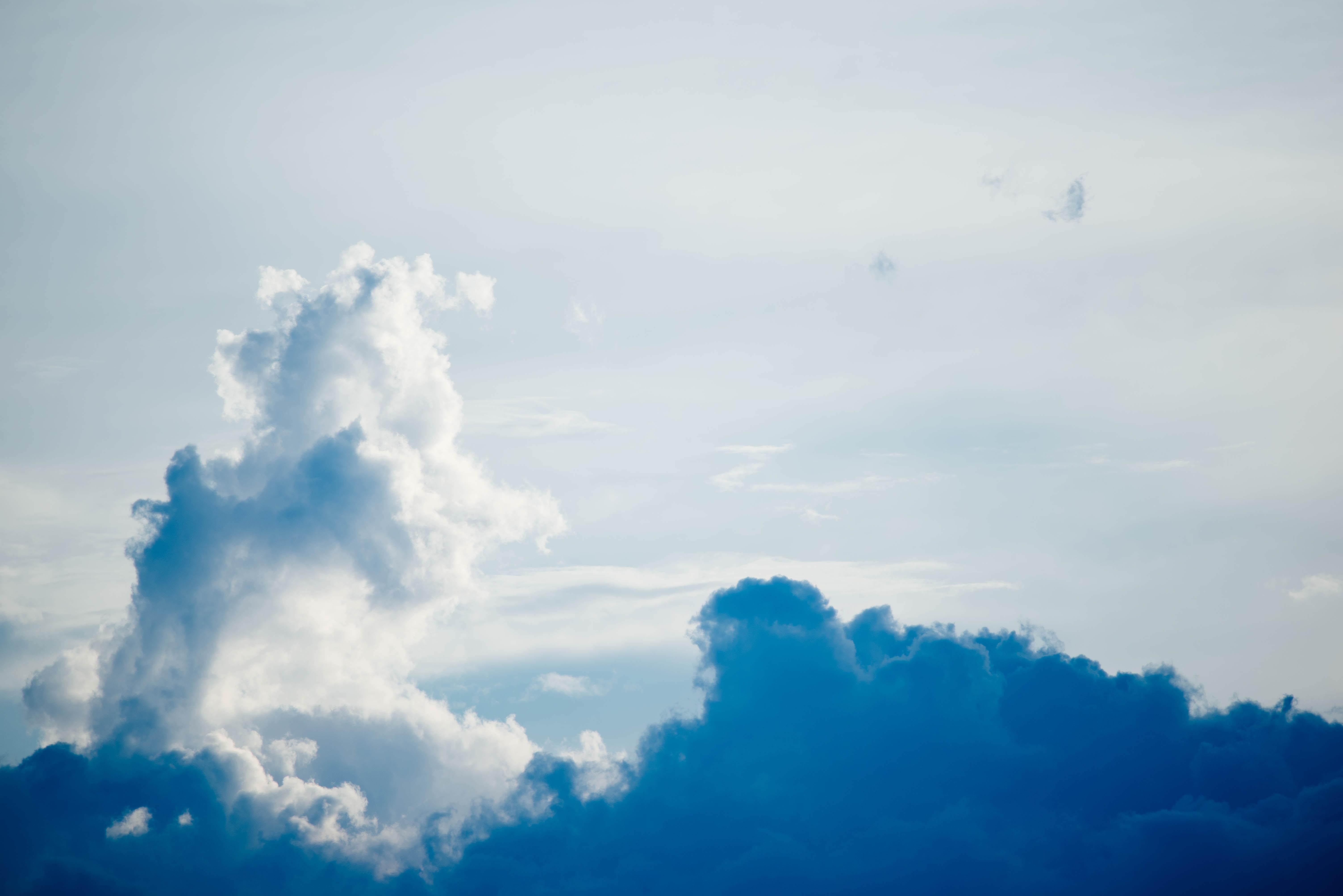cloudy sky scenery