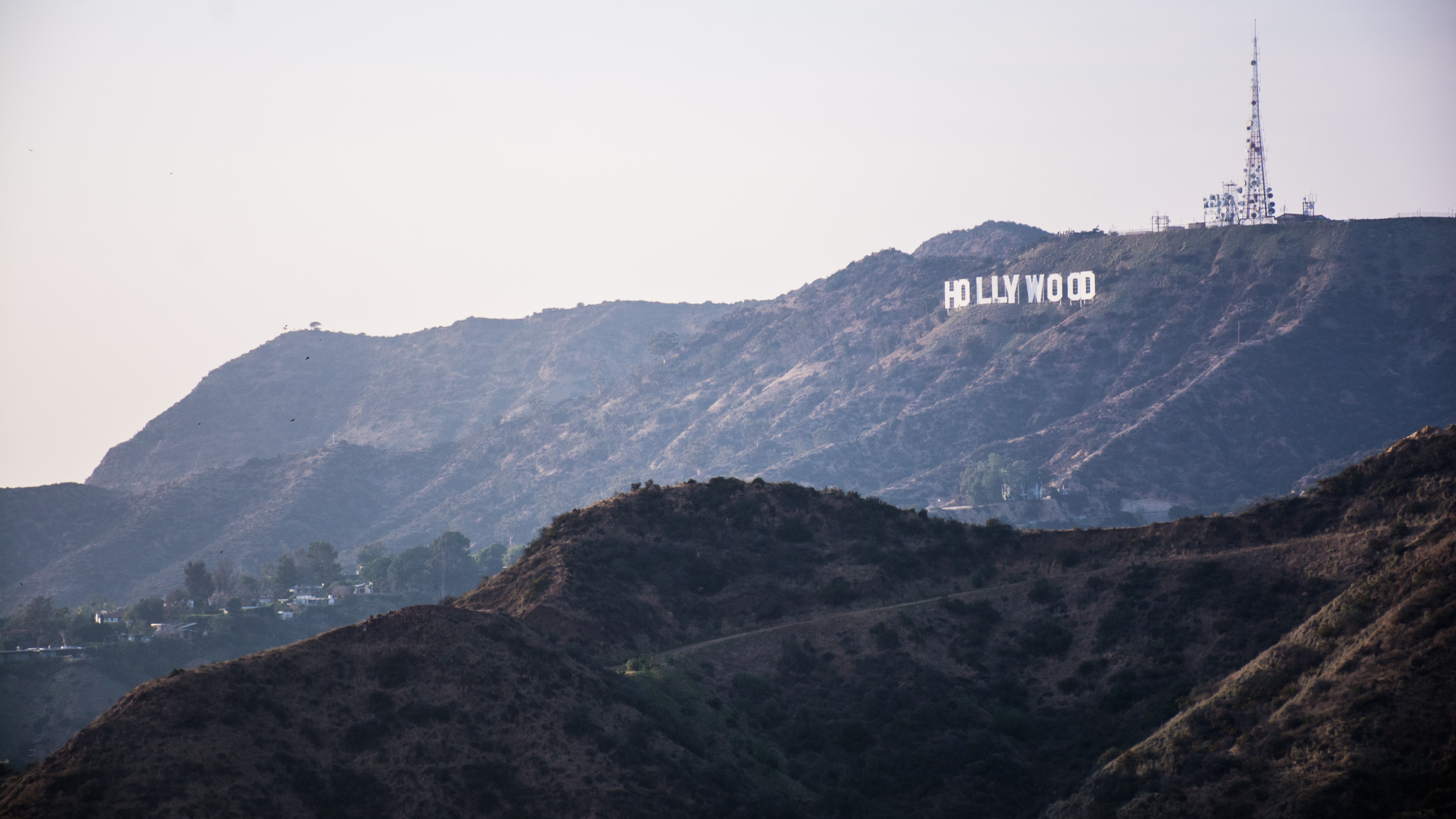 Hollywood mountain
