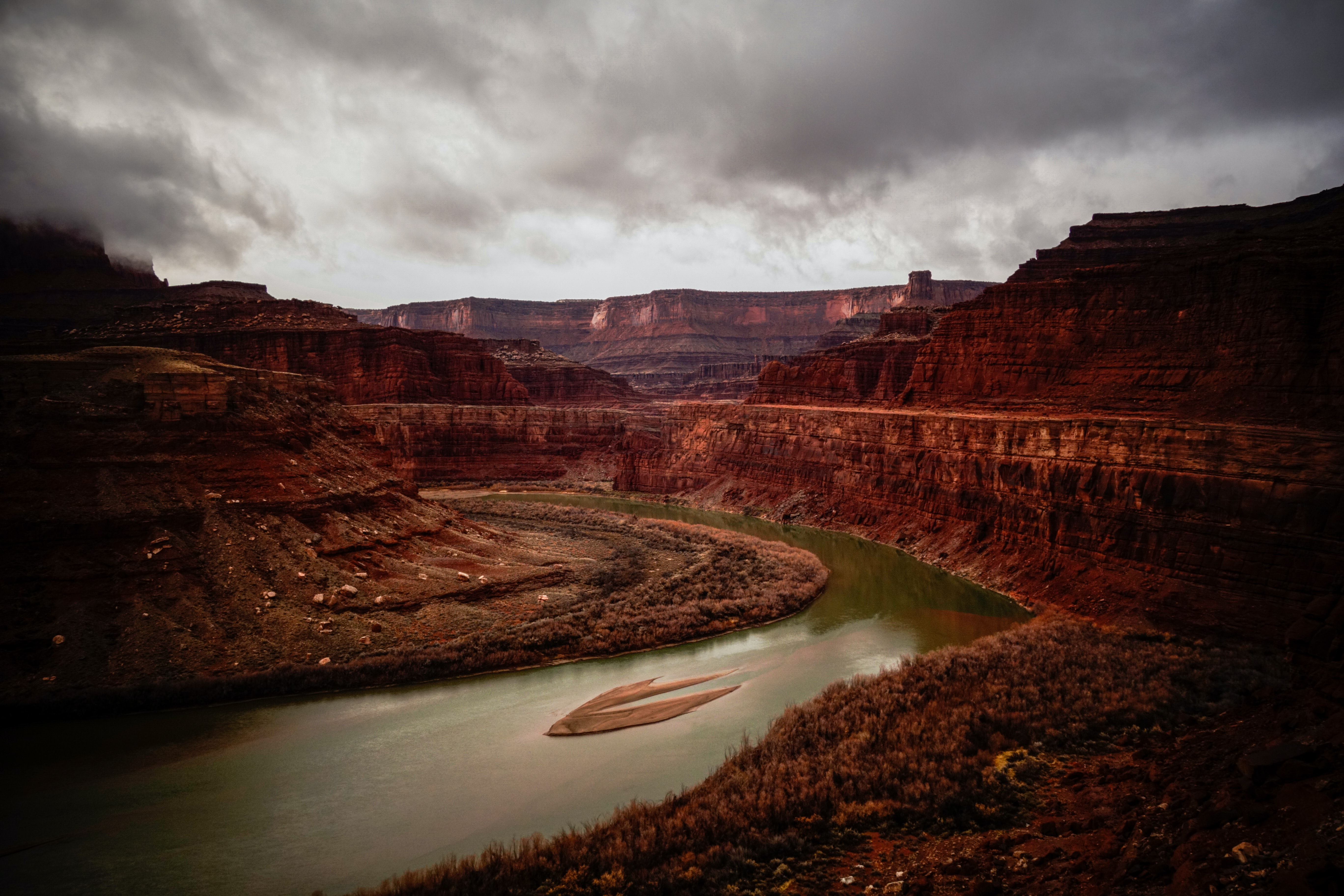 Grand Canyon in landscape photography