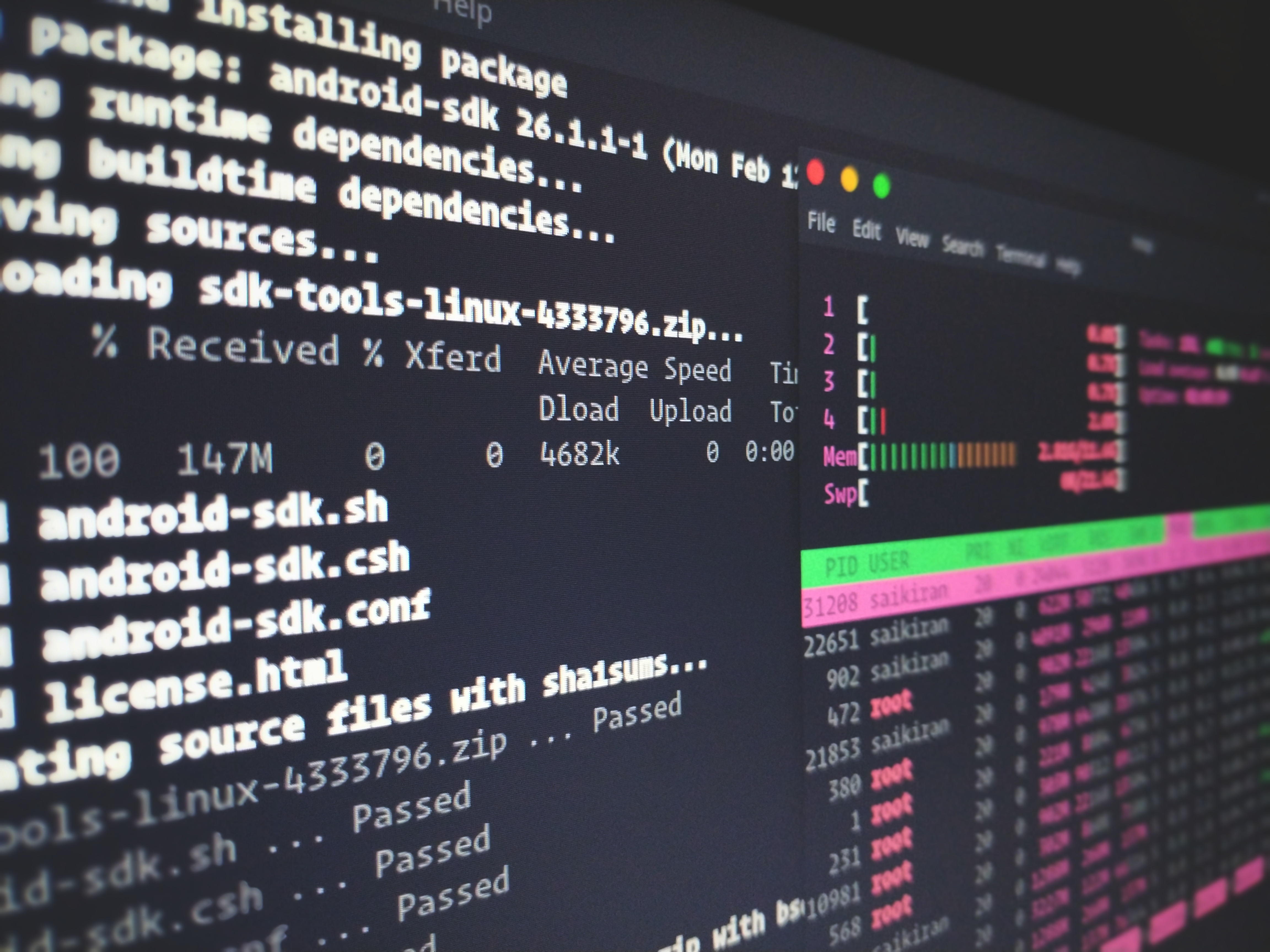 Moving Back to Linux