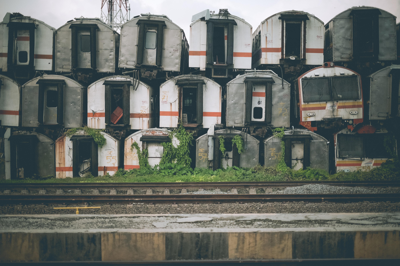 train bagon lot