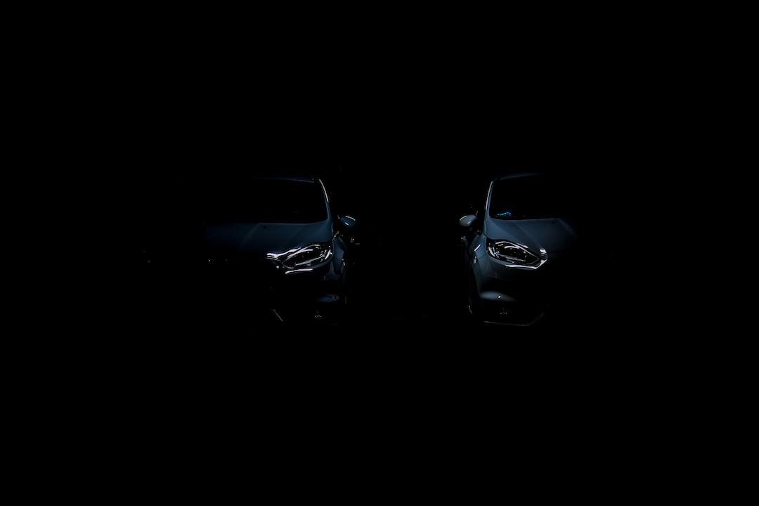 Two Fiesta ST in the garage