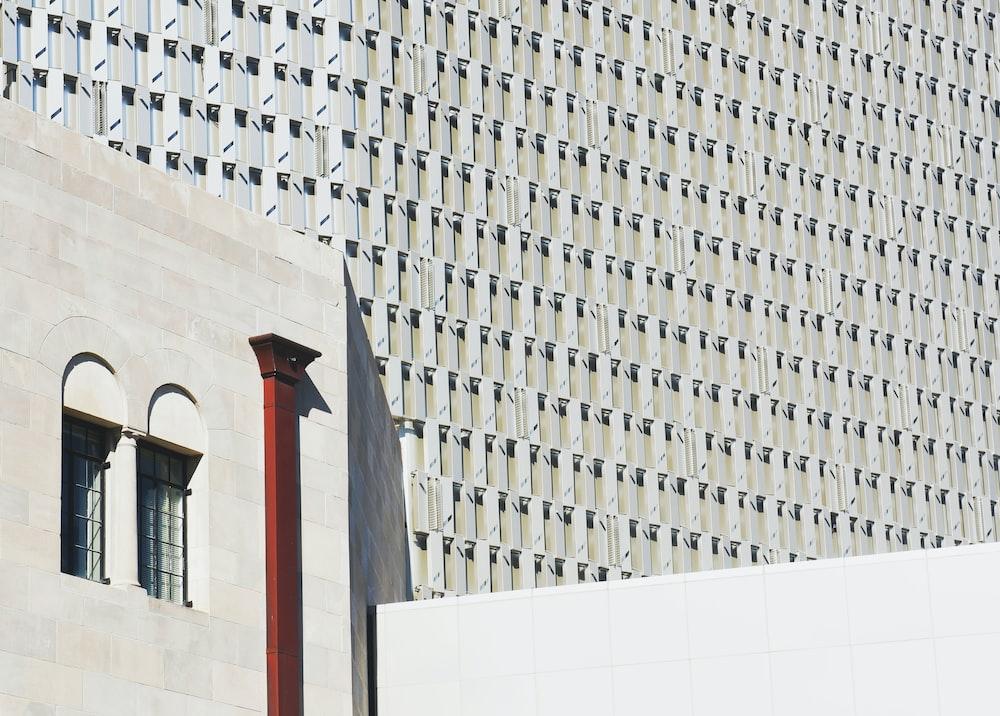 photo ofwhite concrete building