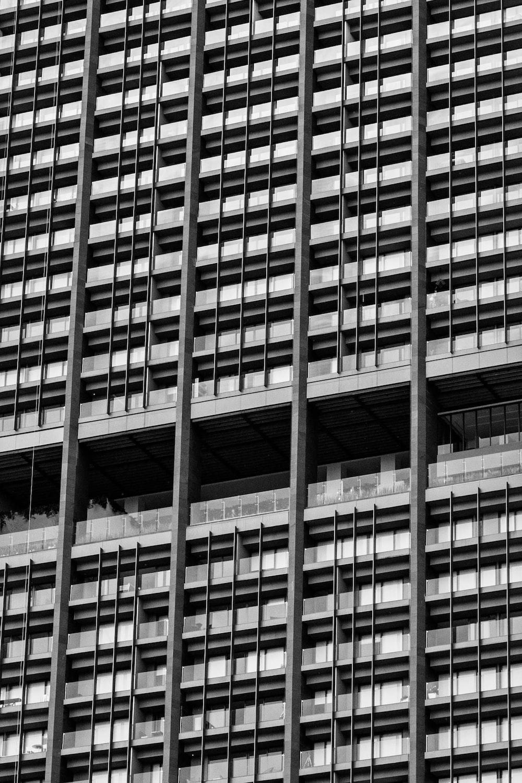 close-up photograph building