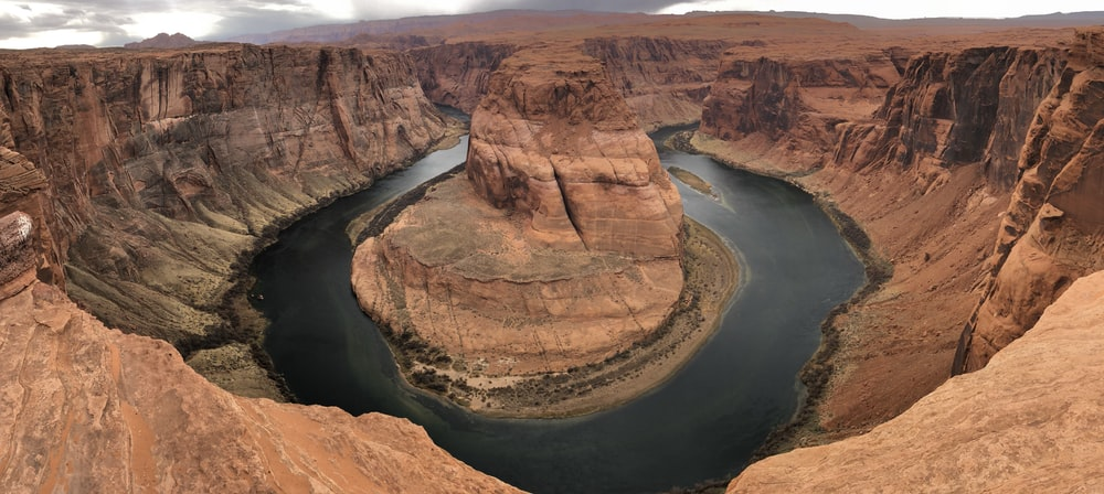 Grand Canyon Horseshoe, Arizona