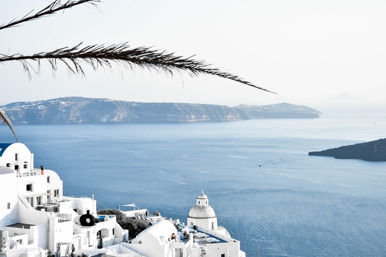 travel wishlist Santorini, Greece - Dreams&Lashes
