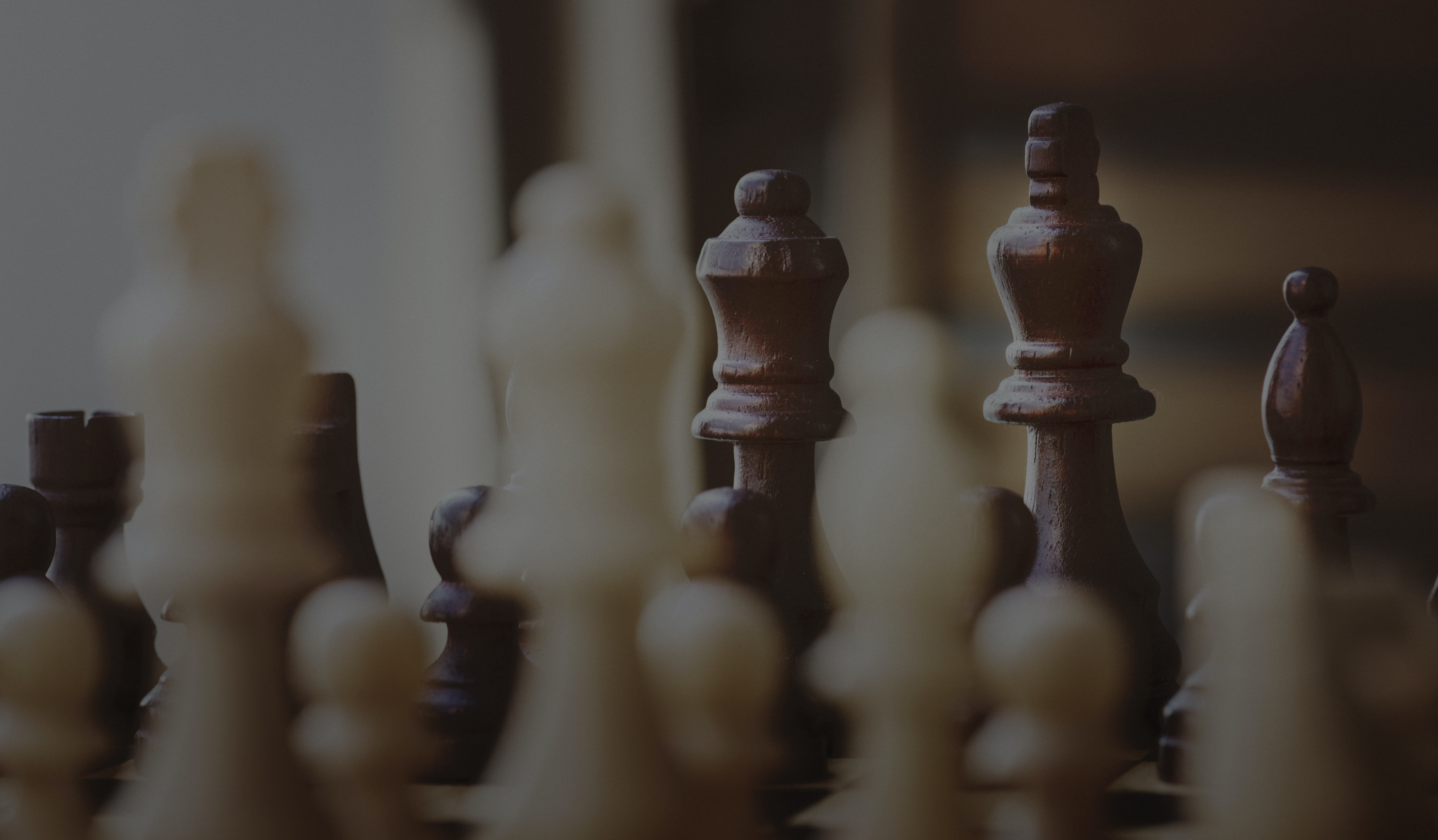 white and brown chess pieces