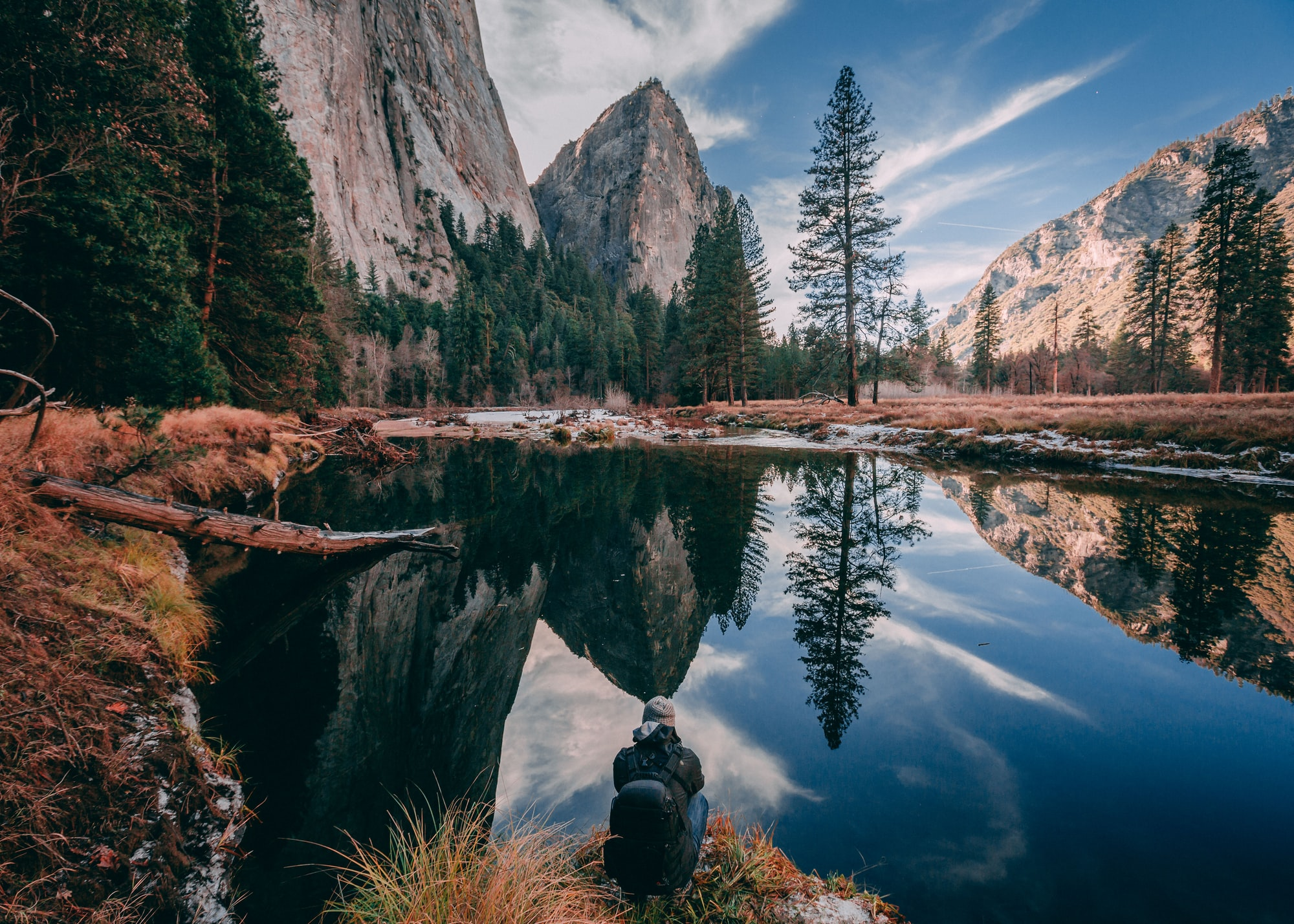 Yosemite National Park- travel with home exchange