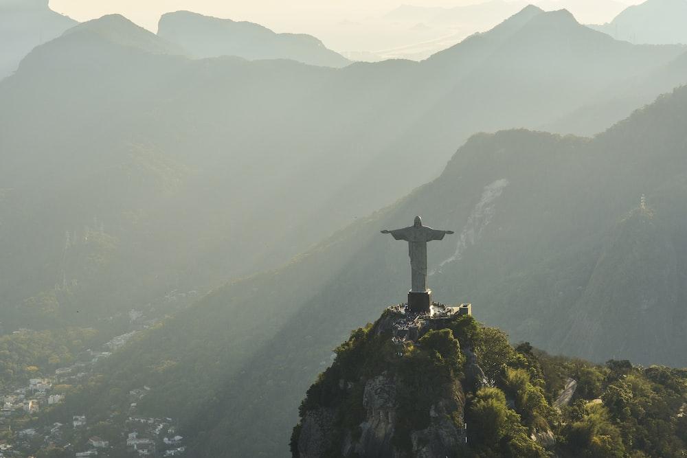 Christ Redeemer statue, Brazil