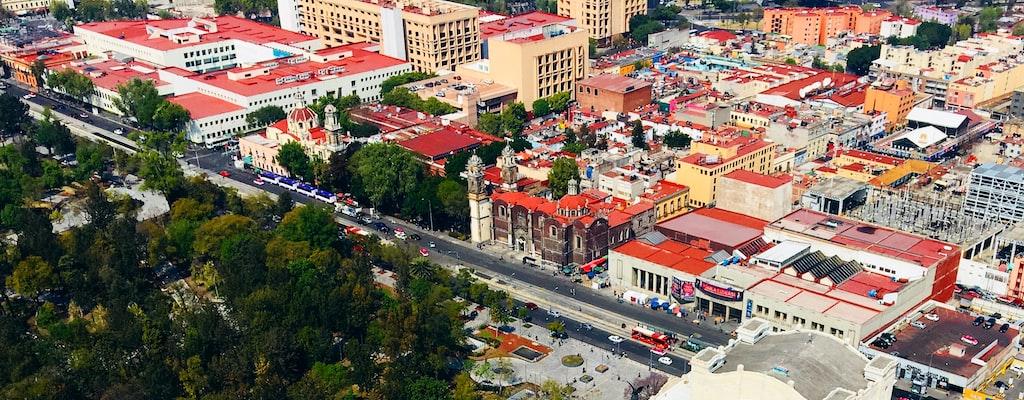 Mexico: Mexico City-Mexico Branch-Teotihuacan Pyramids-San Miguel de Allende-Guanajuato