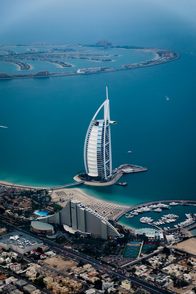 celebrity homes in Dubai