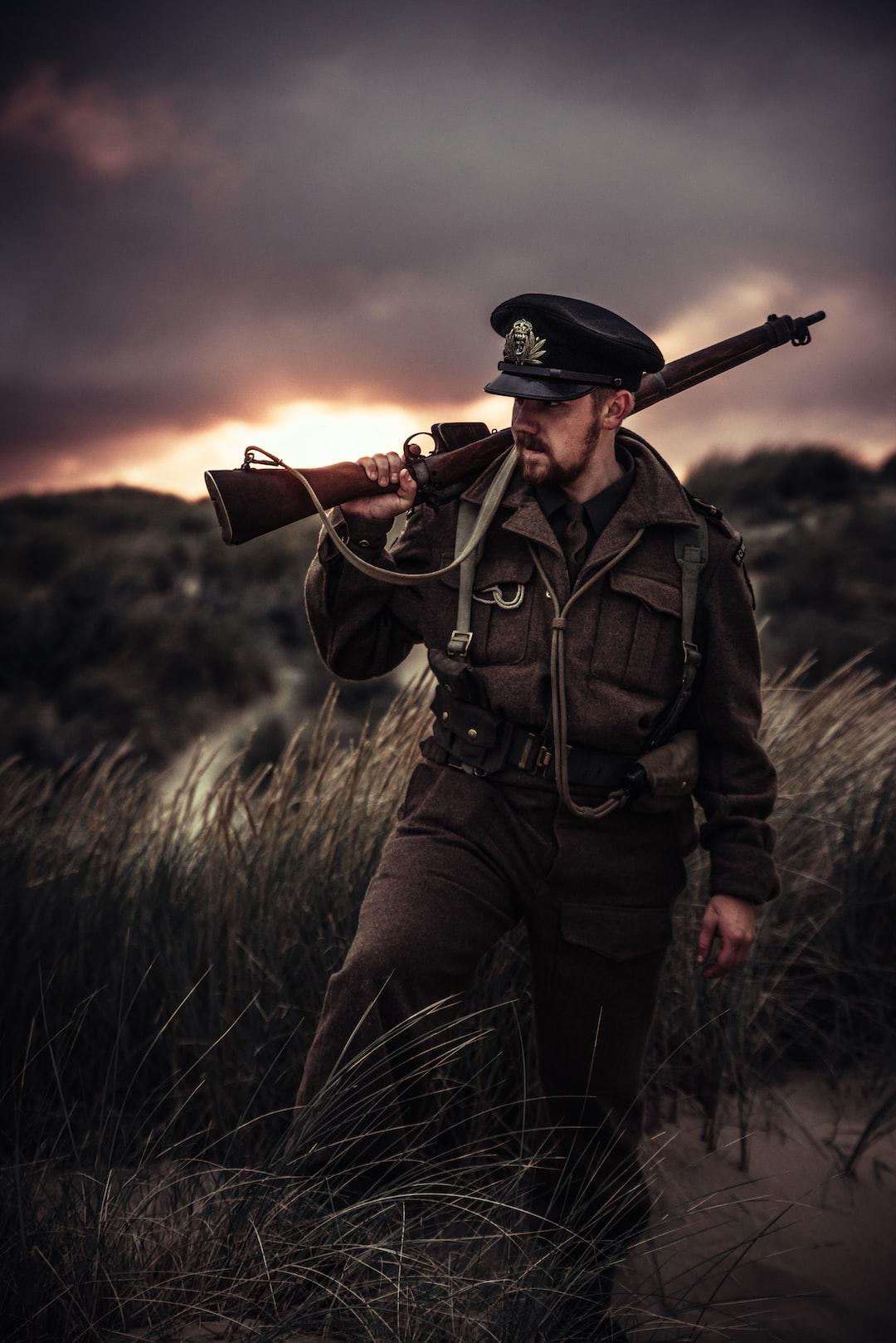 Royal Navy Beach Commander Dunkirk