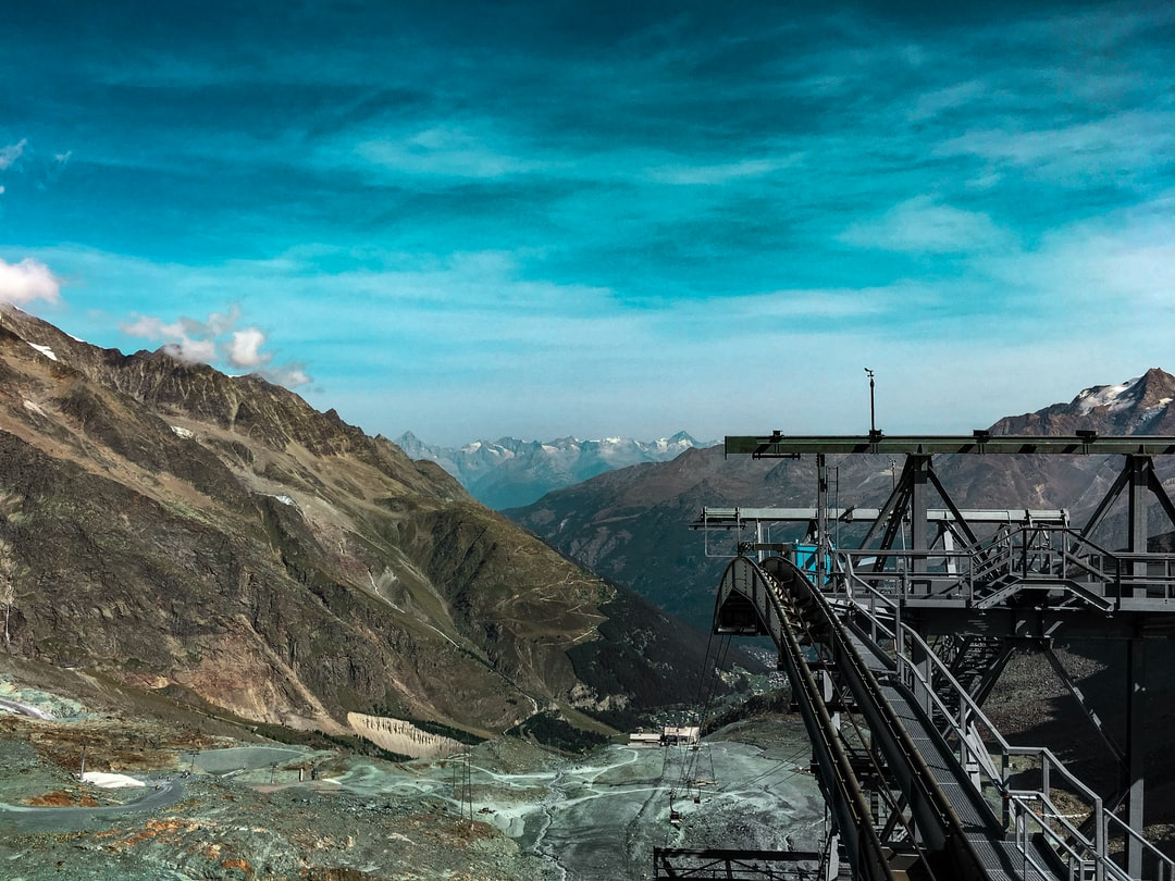 Beautifull Landscape in Switzerland