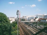 Trainsway in Vanves