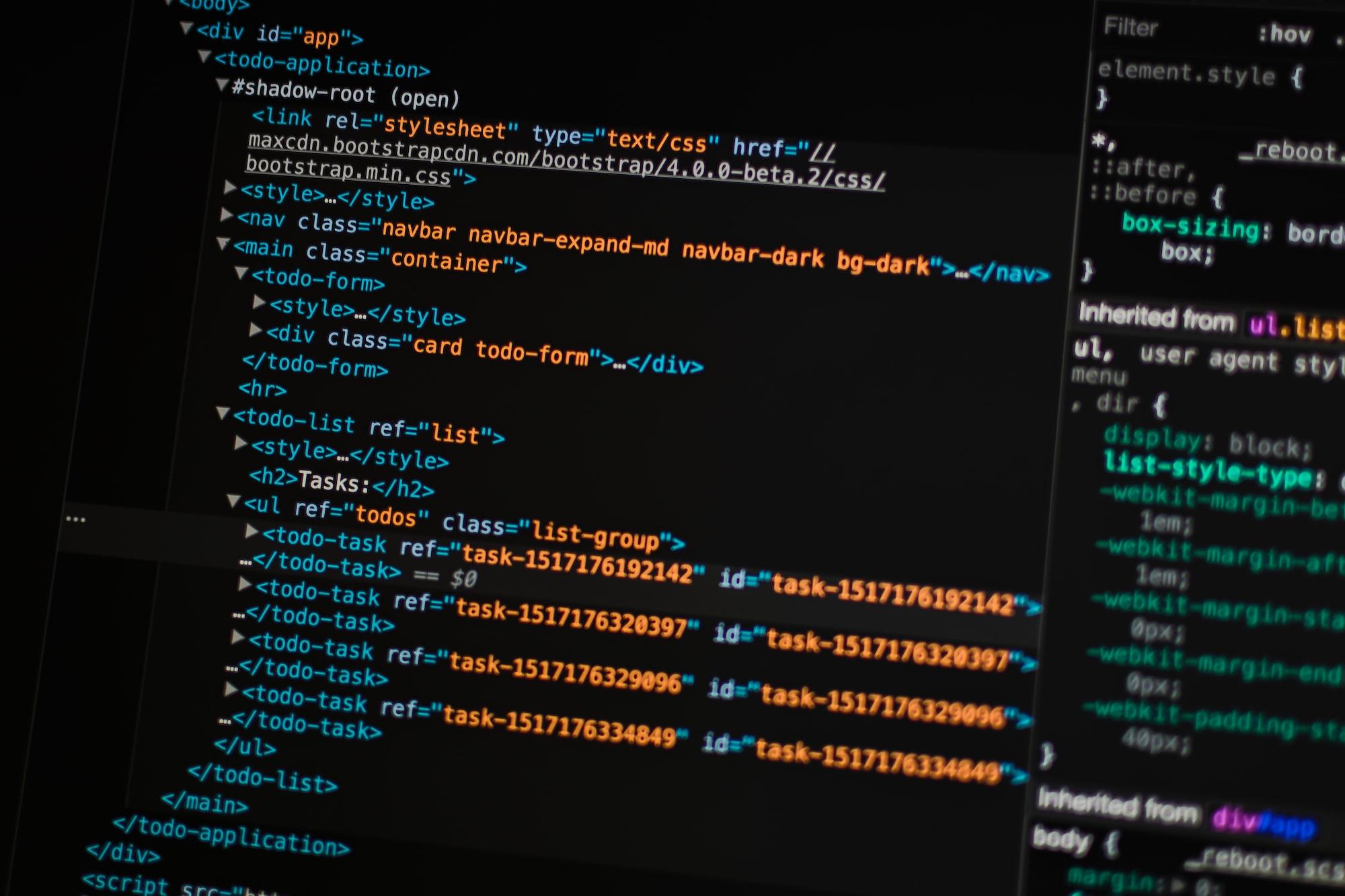 Настройка всплывающей подсказки HTML при наведении курсора с помощью CSS