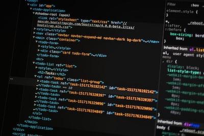 HTML for WebDevelopment