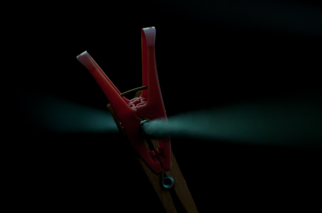 Abstract hanger