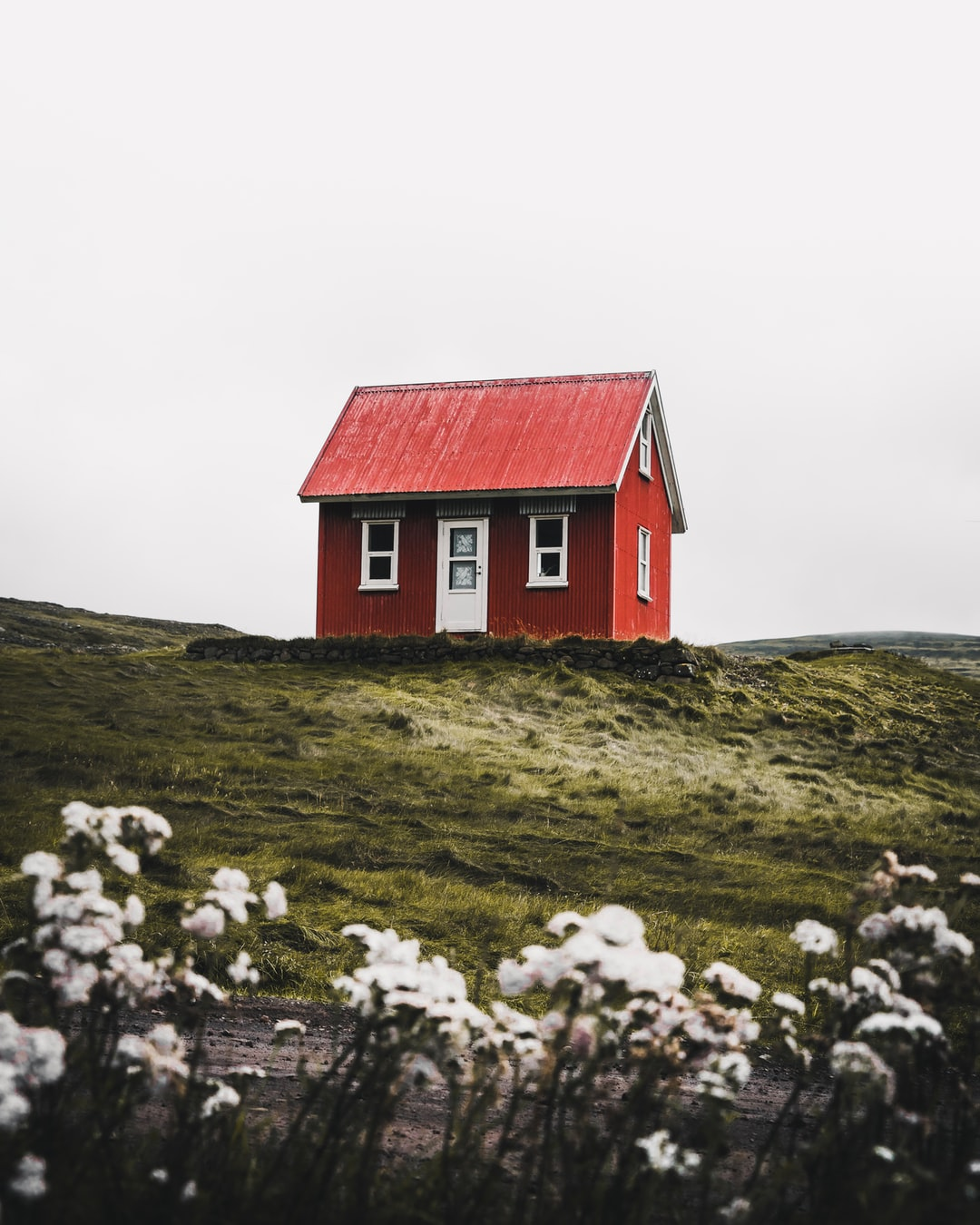 Cutest cabin we found in Iceland