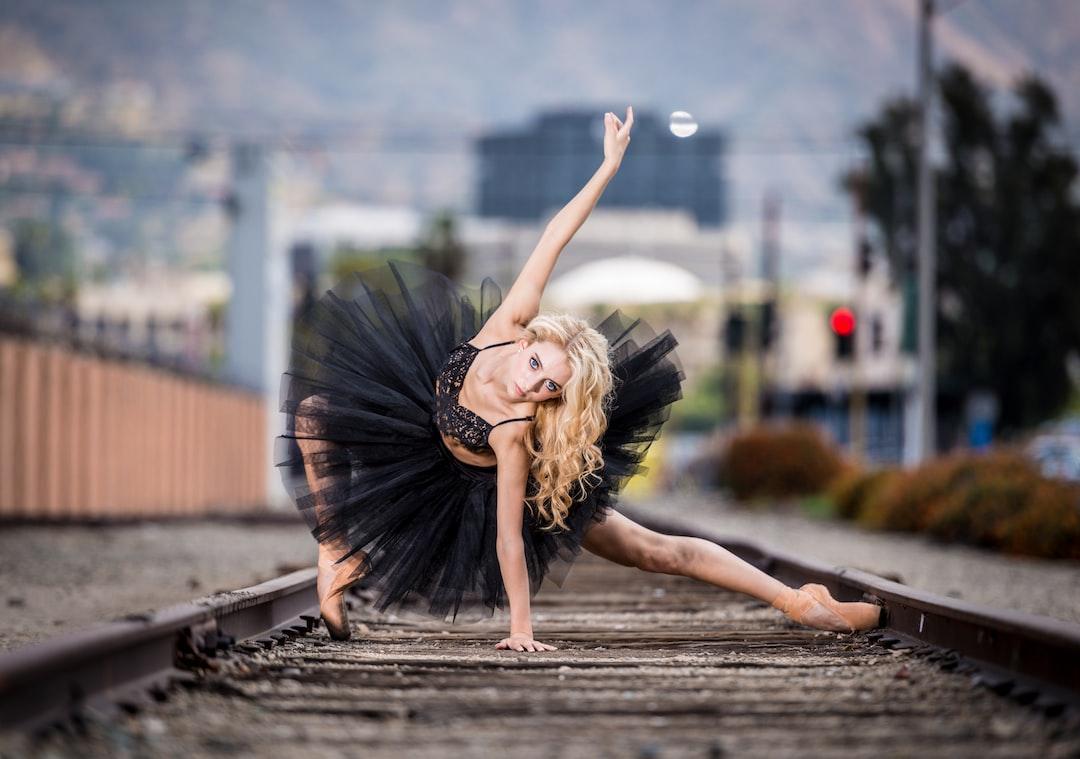 Dancer: Olivia Tarchick
