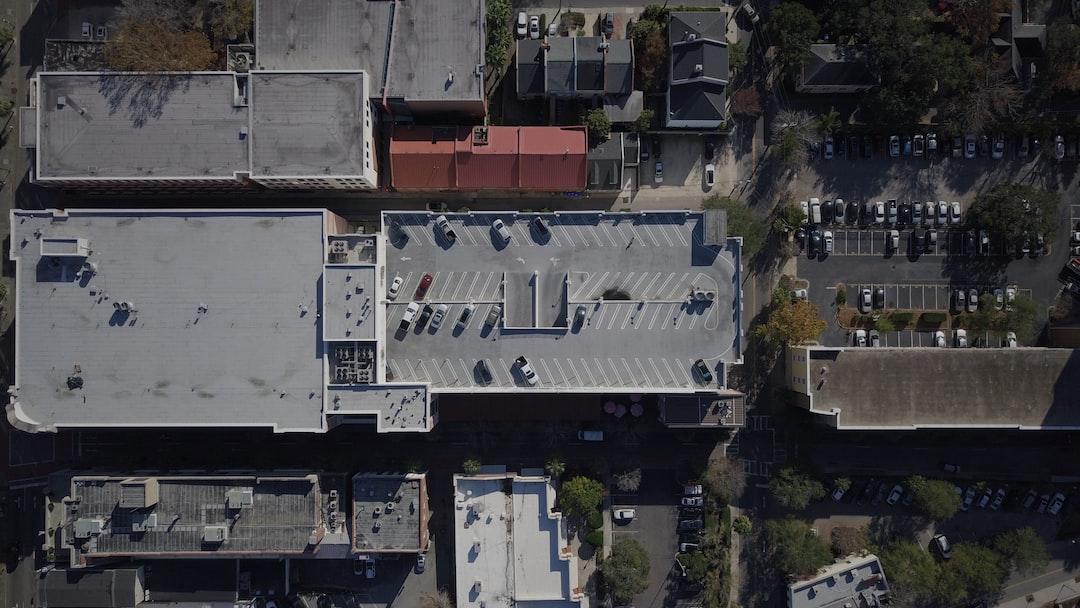 Parking Garage in Downtown Charleston