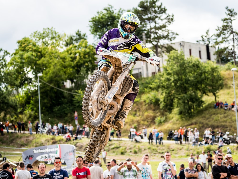 Dirt Bike Tips: How To Keep Your Tires And Wheels From Getting Stuck