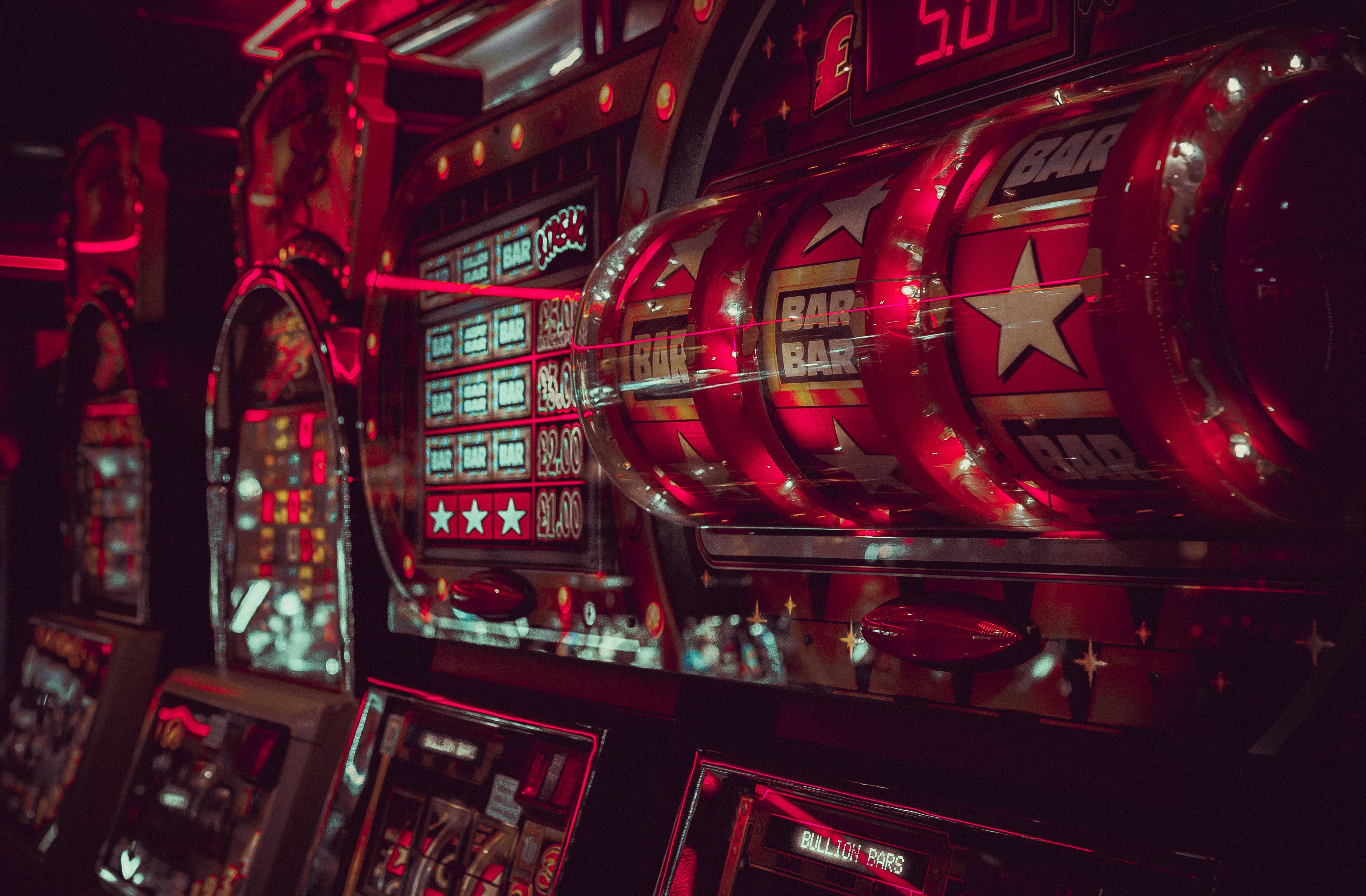 Игровые автоматы 888