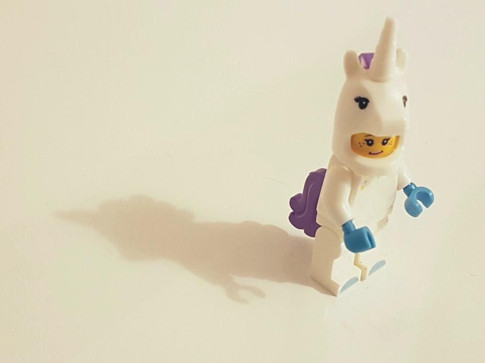 Lego unicorn toy