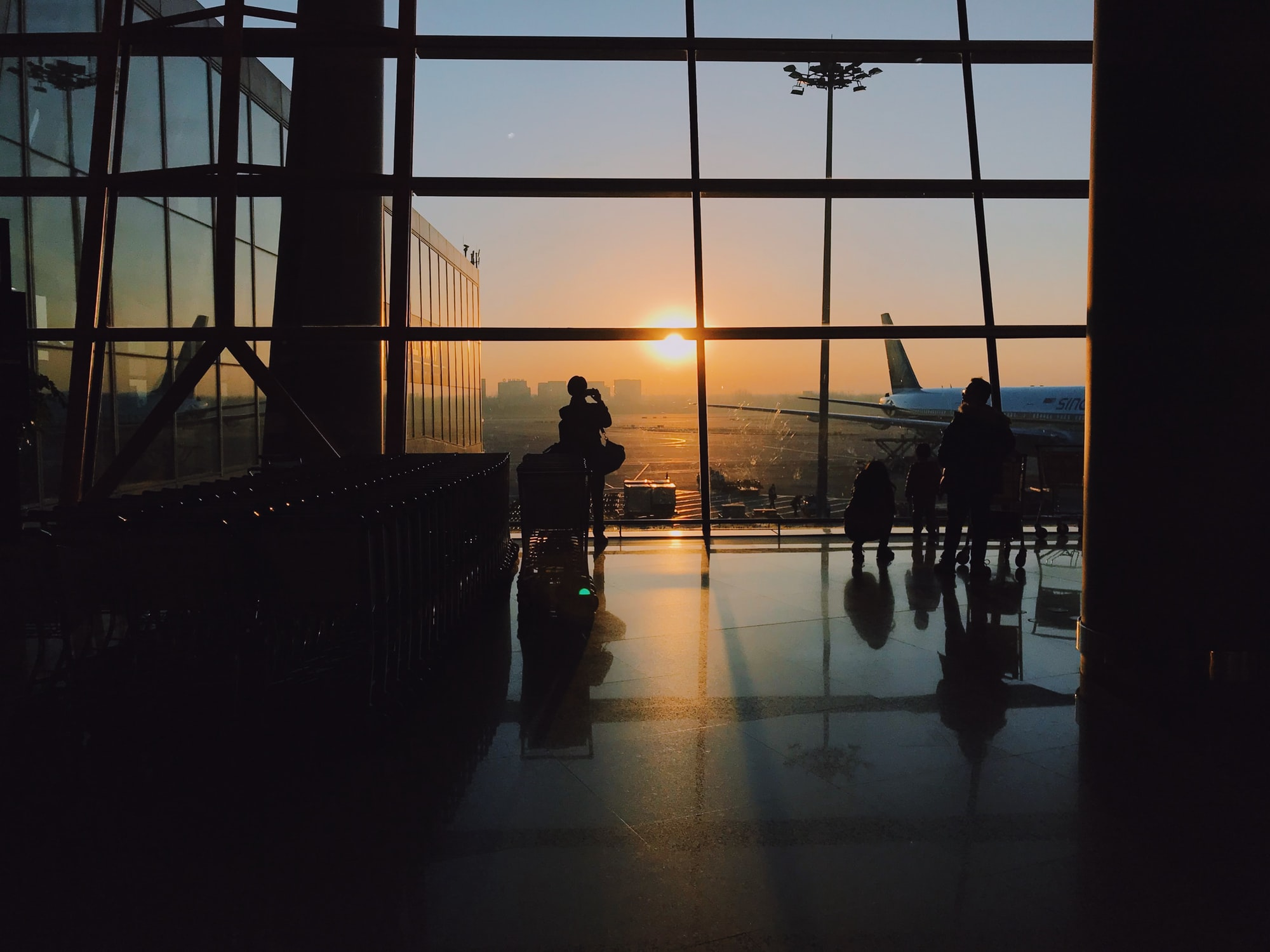 Passeport perdu aéroport - blog.troov.com