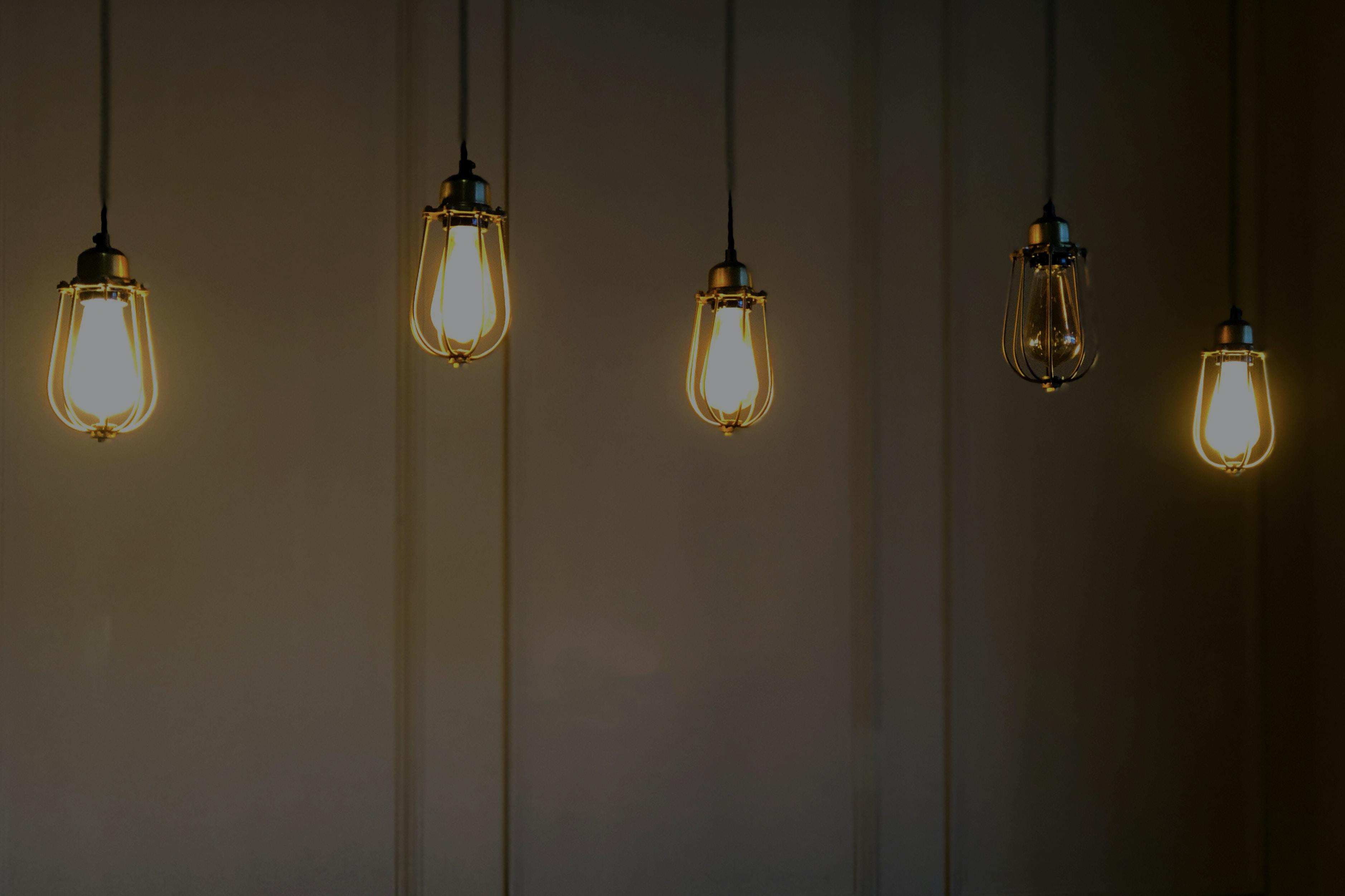 five rope lights