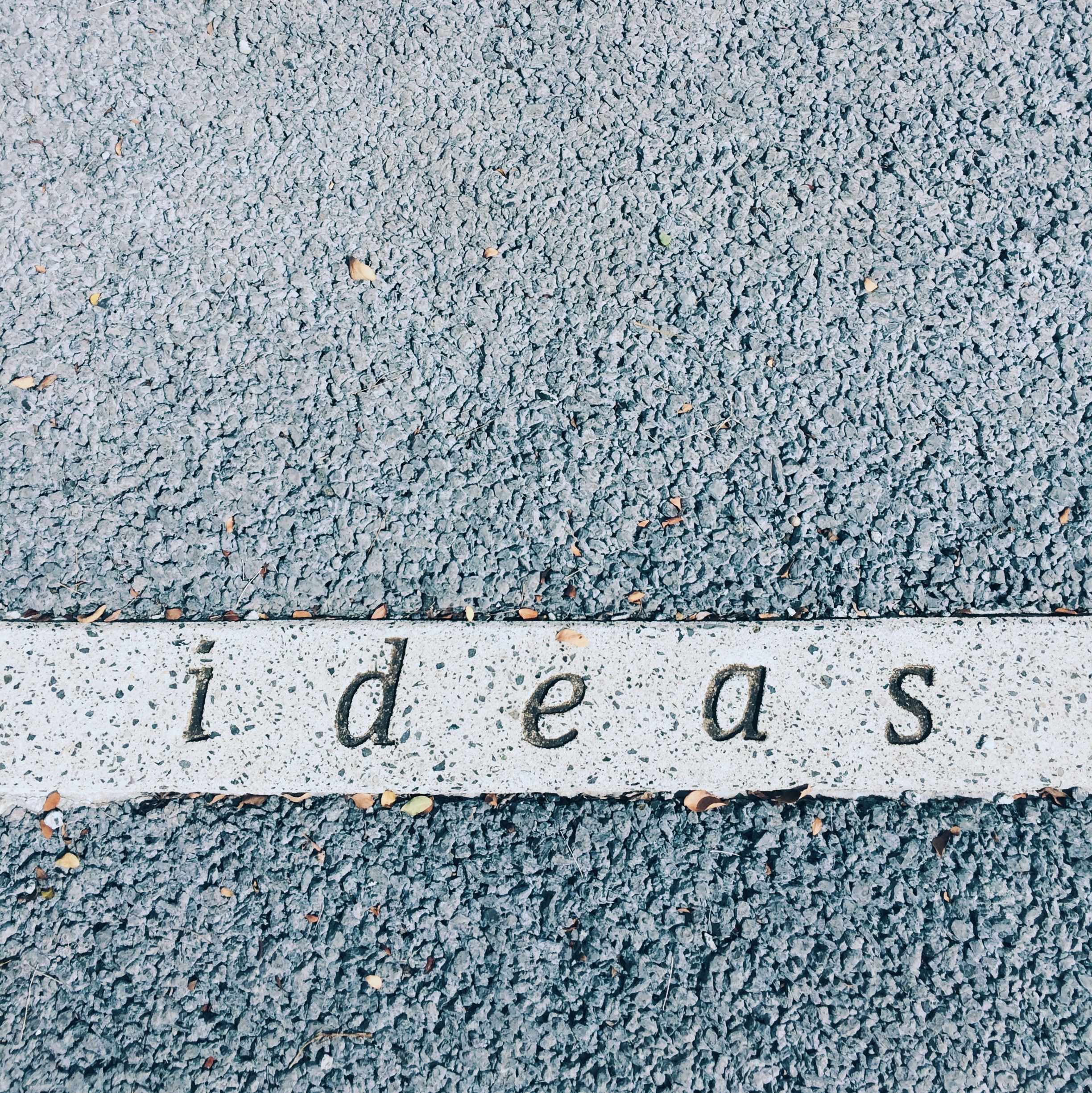 How to Create Ideas when it isn't coming