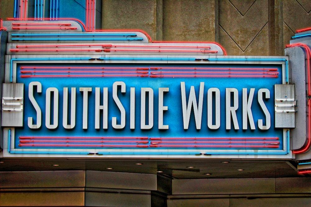 Southside Works signage