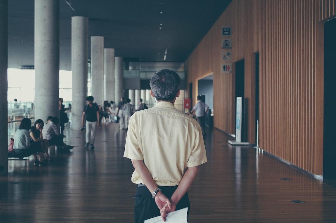 Touring the Tokio Modern Museum