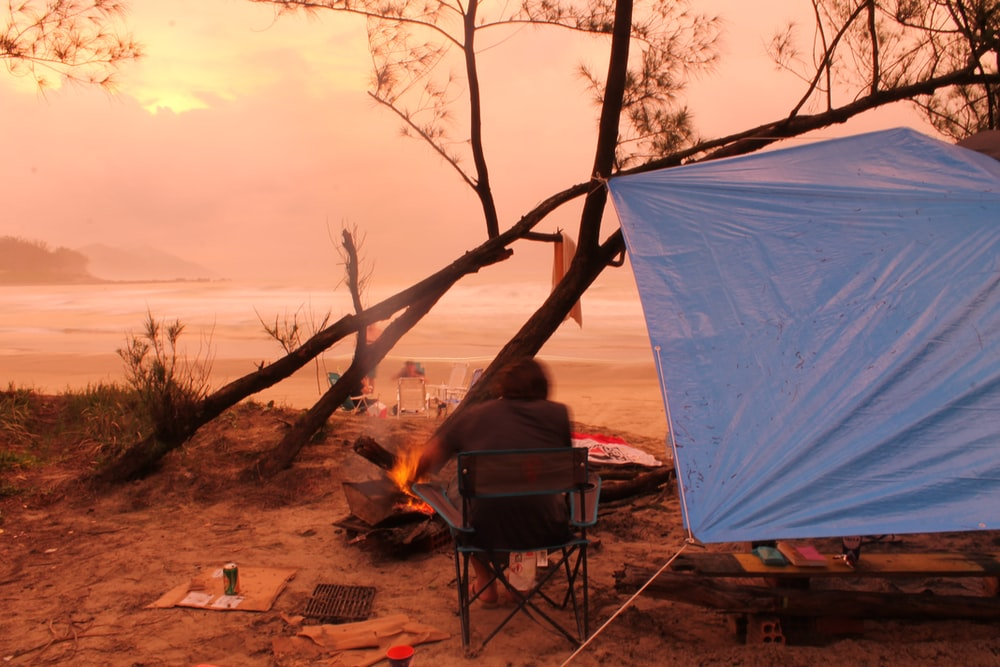 Beach Camping Pictures | Download Free Images on Unsplash
