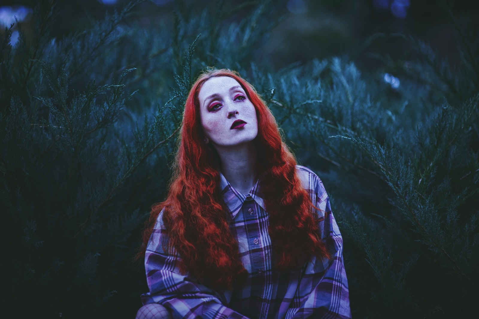 """Nikon D700 sample photo. """"Photography of red-haired woman"""" photography"""