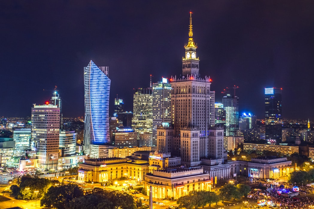 Warsaw is the city with the largest Polish population on earth, Chicago has the second largest
