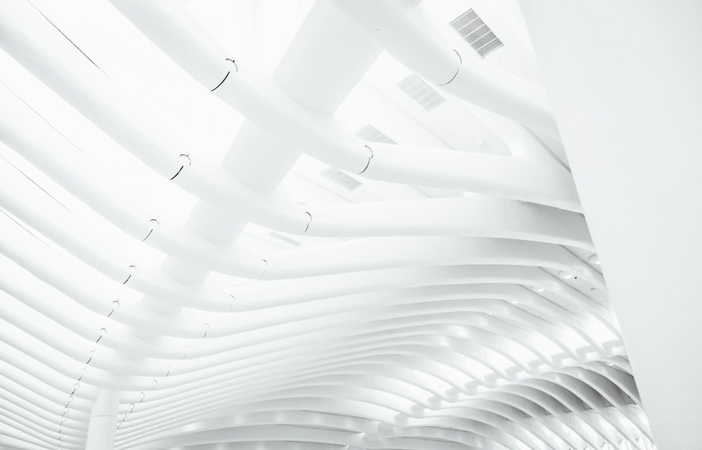 worm's eyeview of architectural photography