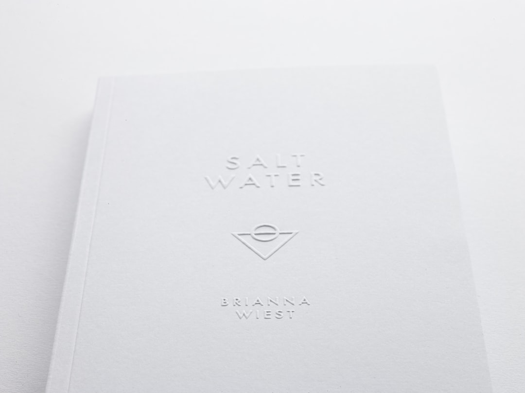 """""""Salt Water"""" by Brianna Wiest"""