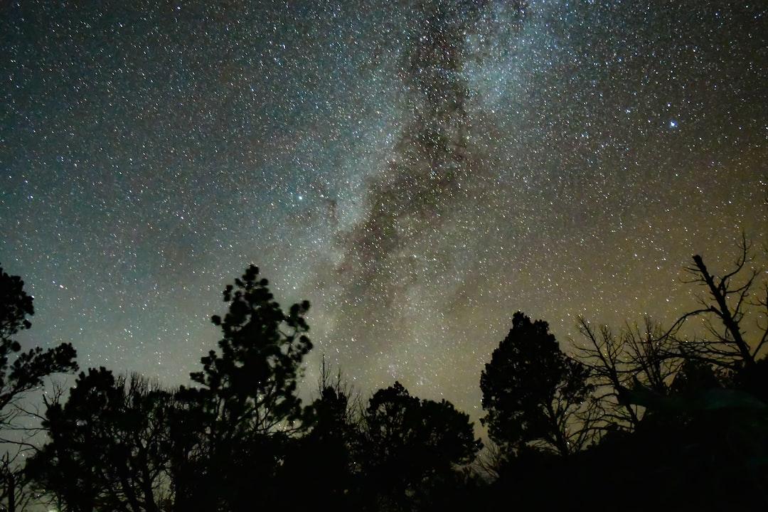 Big Bend Milky Way