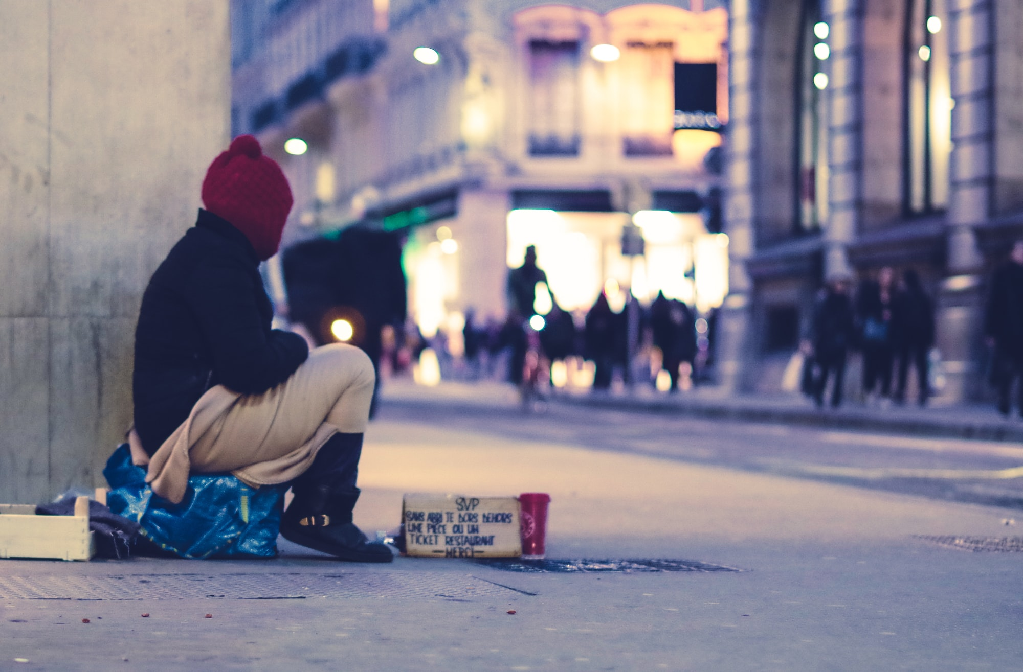 Is NYC Failing Homeless Youth?