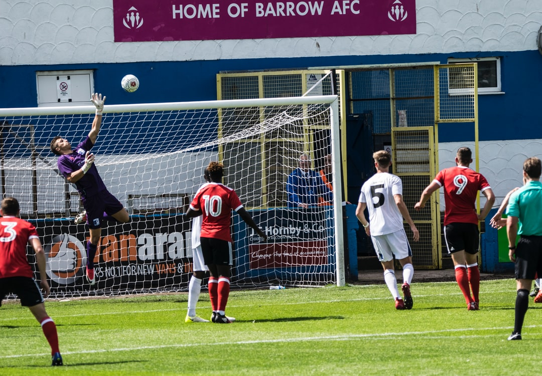Taken at the preseason friendly this season between Nottingham Forest U21 and Barrow AFC