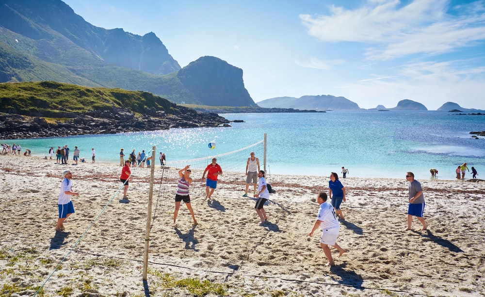 Beach Games: 5 Fun And Active Games For Kids To Play On The Beach