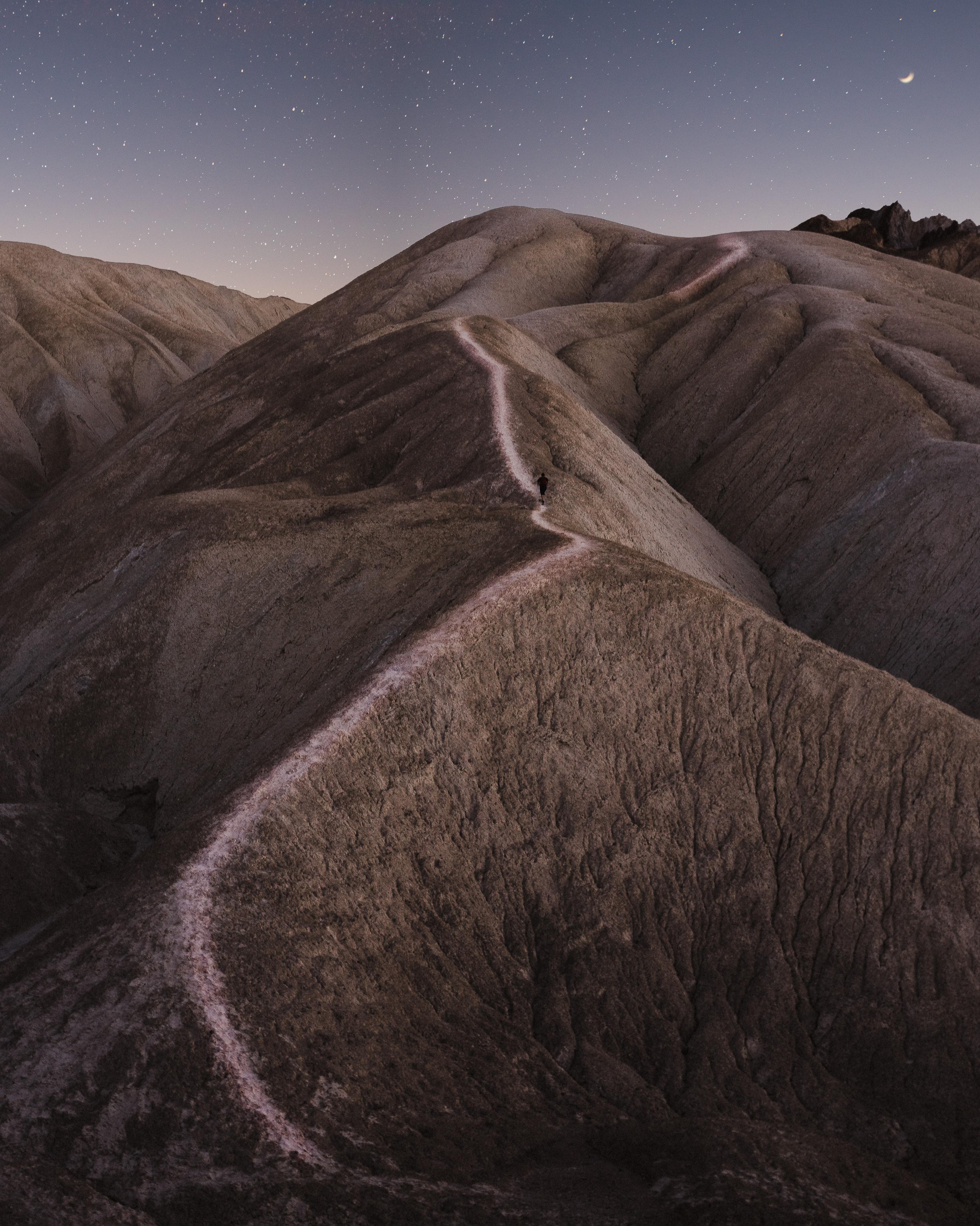 landscape photograph ofmountain range