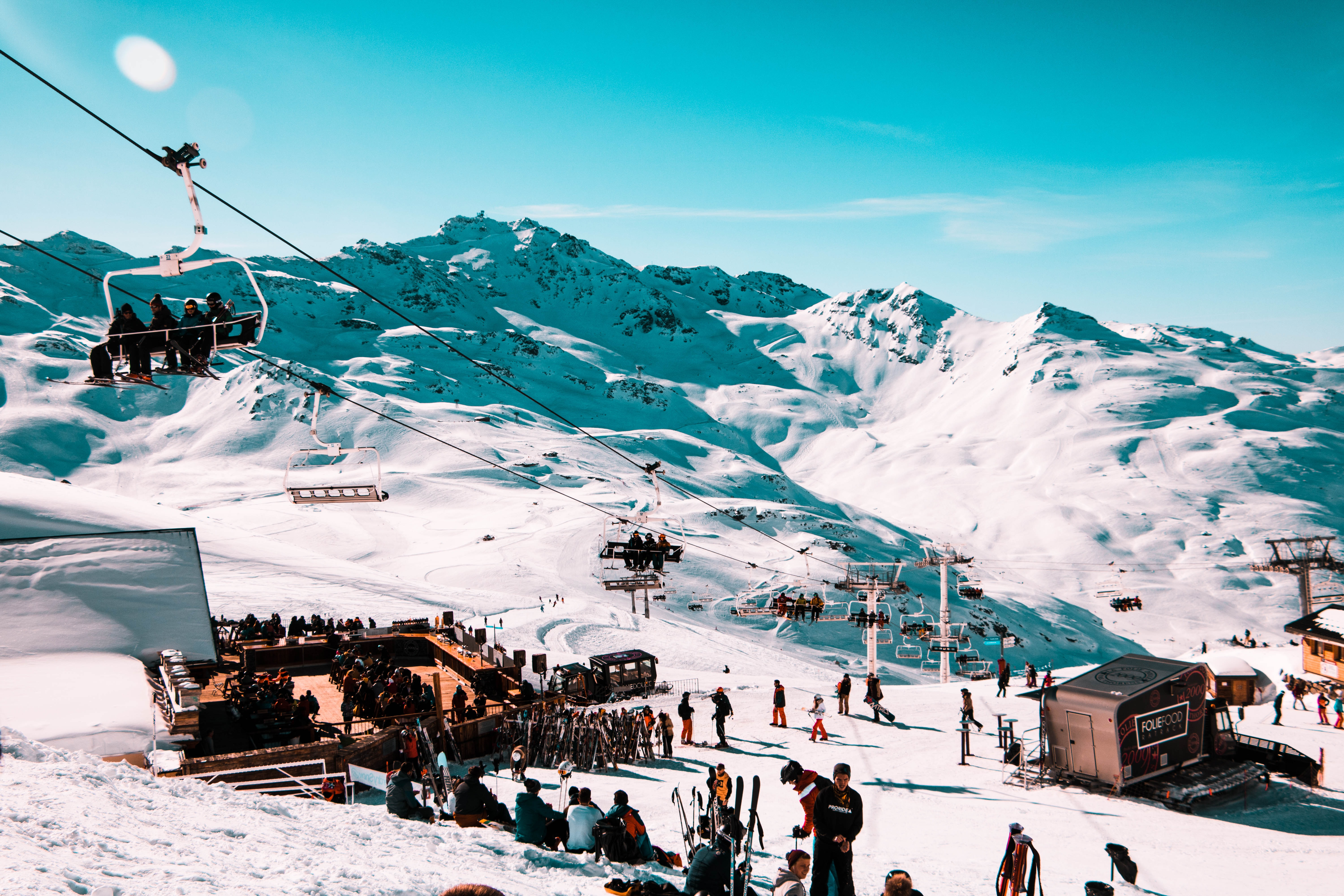 La Folie Douce Val Thorens France Pictures Download Free Images