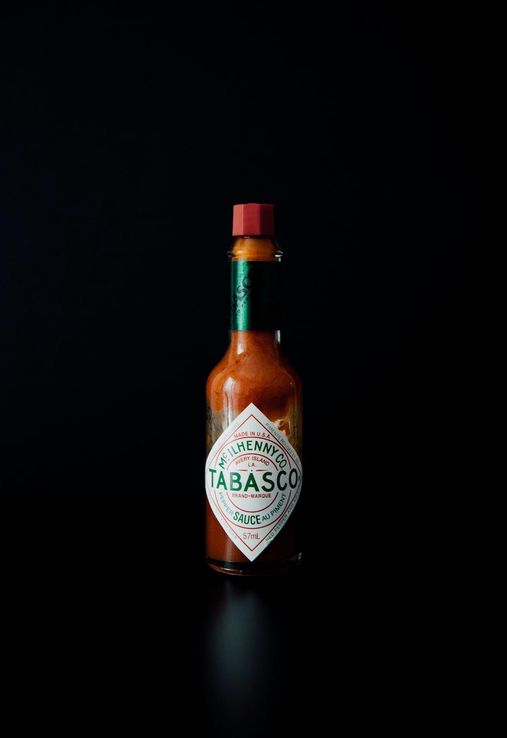 Meilhenny Co. Tobasco sauce bottle