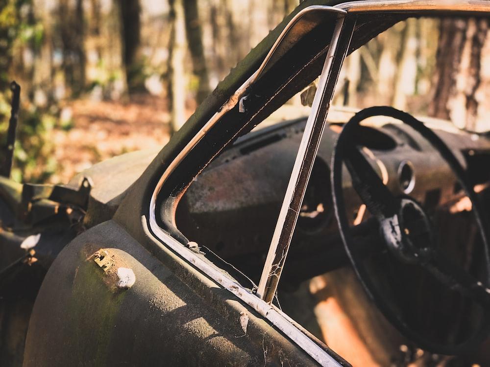 automotive car steering wheel