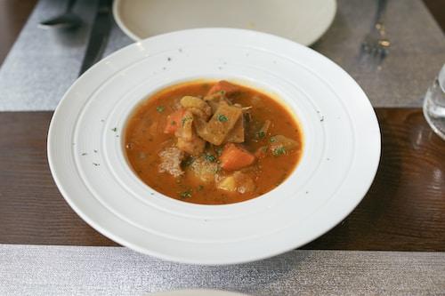 Suppen / Minestre - Minestrone