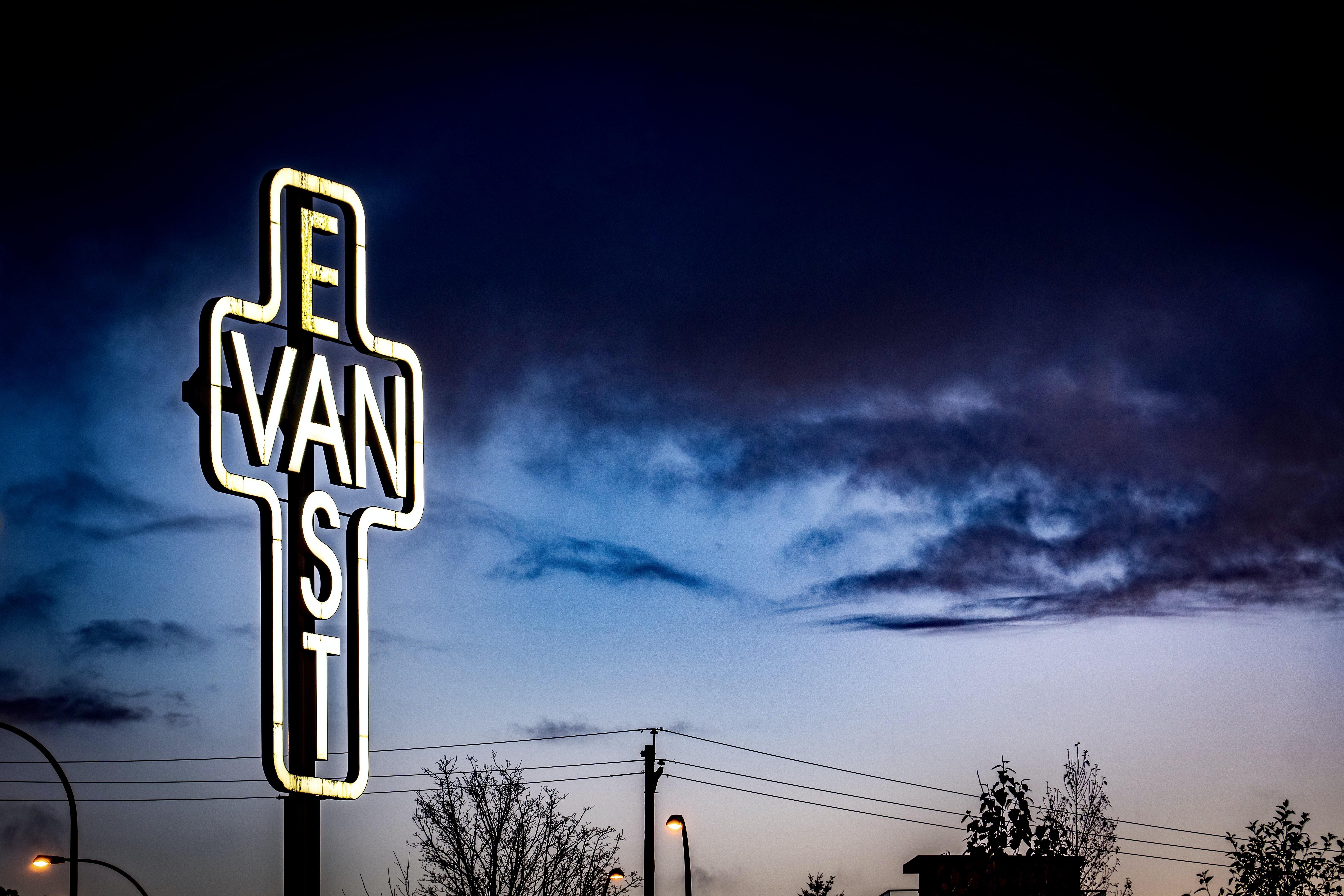 east van signage