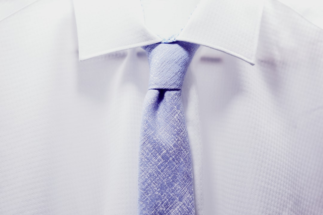 My future son-in-law's dress shirt and tie for a casual, beachy style summer wedding,