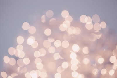 bokeh photography holiday zoom background