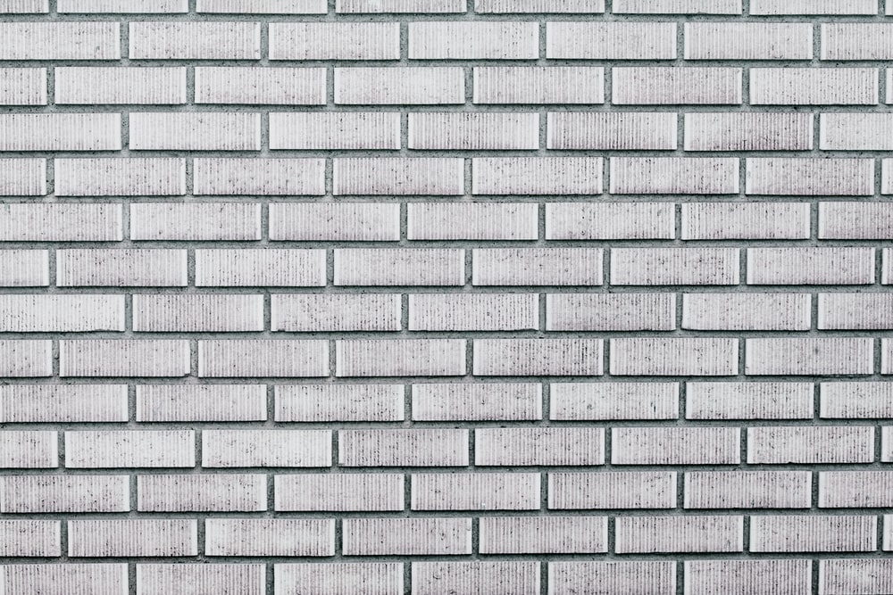 gray concrete brick wallpaper